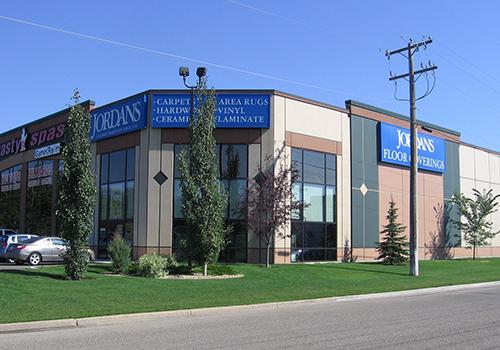 Jordans Flooring Red Deer Store