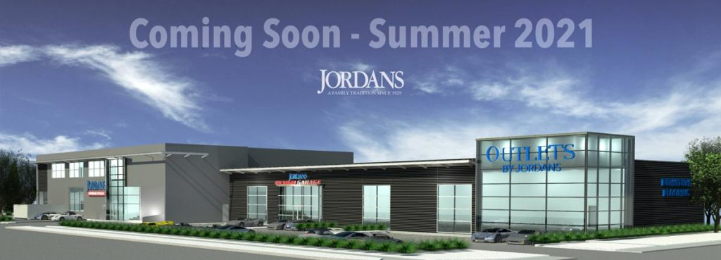 Jordans Richmond - Coming Summer 2021