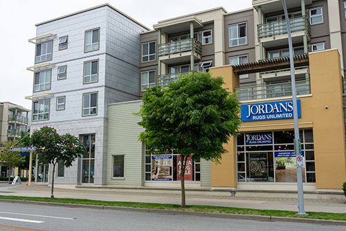 Jordans Rugs Unlimited Store Photo in South Surrey